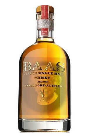 BAAS Uerige Single Malt Whisky 0,5l 42,5% Vol.