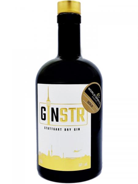 GINSTR - Stuttgart Dry Gin 0,5l 44% Vol.