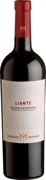 Liante Salice Salentino DOC 2017 Castello Monaci