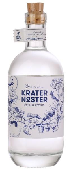 Krater Noster Bavarian Distilled Dry Gin 0,7l 46,9% Vol.