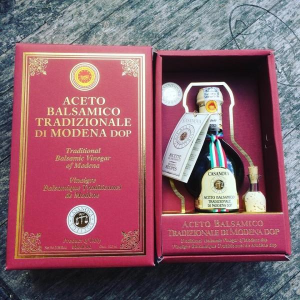 Aceto Balsamico Traditionale di Modena DOP 15 Jahre Casanova 100ml