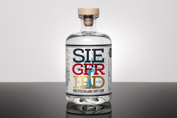 Siegfried Rheinland Dry Gin Edition Spielmacher 0,5l 41% Vol.