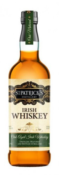 St. Patrick's Irish Whisky 0,7l 40% Vol.