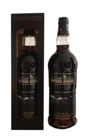 Beinn Dubh Ruby Black Single Malt Scotch Whisky 0,7l 43% Vol.