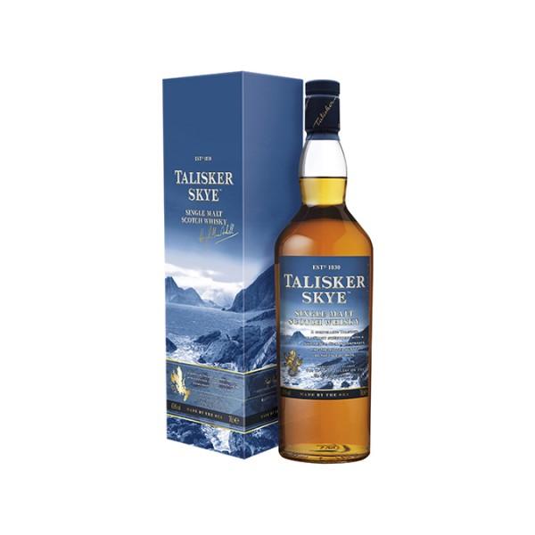 Talisker Skye Single Malt Whisky 0,7l 45,8% Vol.