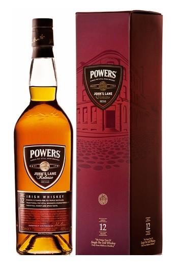 Powers John's Lane Release Single Pott Still Irish Whisky 0,7l 46% Vol.