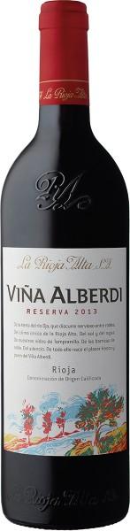 Viña Alberdi Reserva DOCa 2013