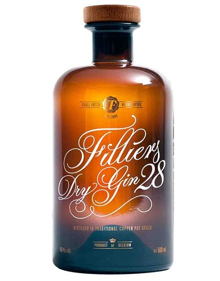 Filliers Dry Gin 28 0,5l 46% Vol.
