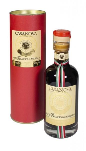 Aceto Balsamico di Modena IGP 10 Jahre Casanova 250ml in Dose