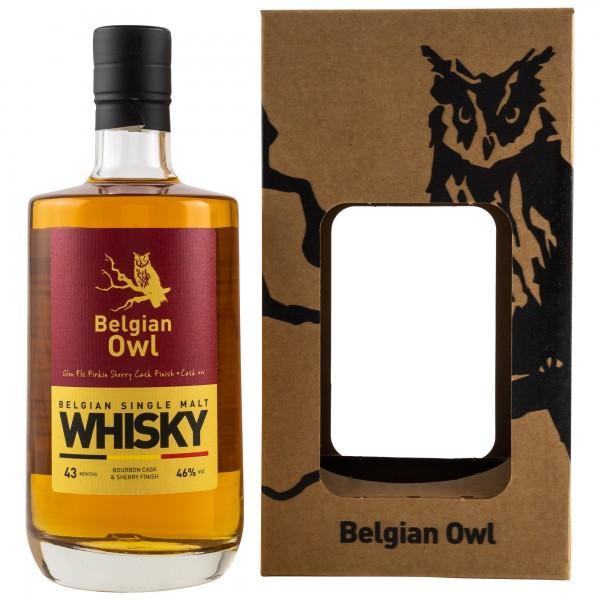 Belgian Owl - Glen Els Firkin Sherry Cask Finish 0,5l 46% Vol.