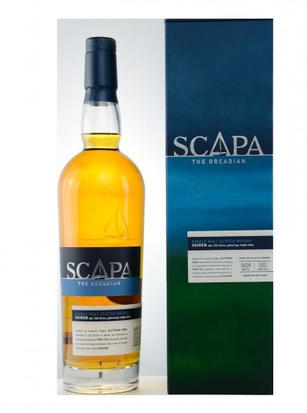 Scapa The Orcadian Skiren Single Malt Whisky 40% Vol. 0,7l