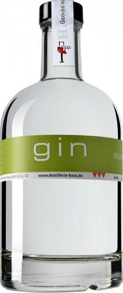 Haas Gin 0,2l 45%